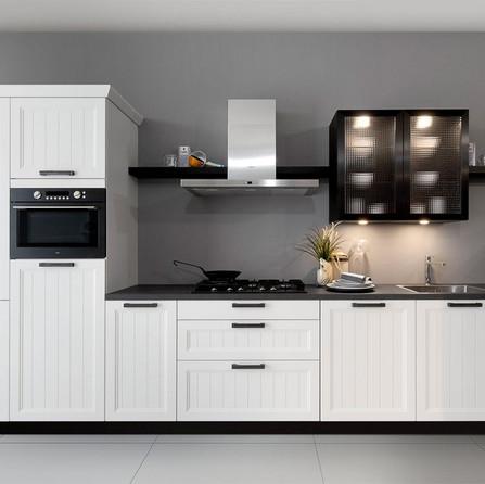 № RP 17 Кухня Rotpunkt Küchen Home - White MX