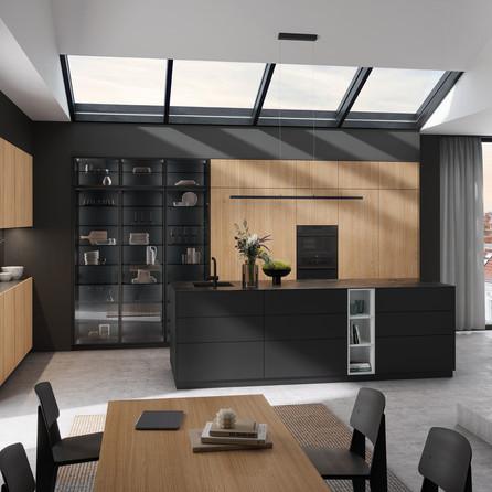 № RP 63 Кухня Rotpunkt Küchen  Memory RI | Zerox HPL XT