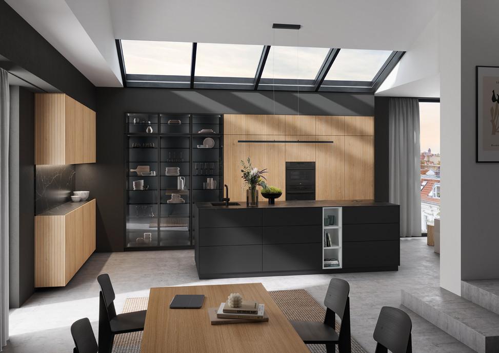 NEW! Rotpunkt Küchen Memory RI |  Zerox HPL XT