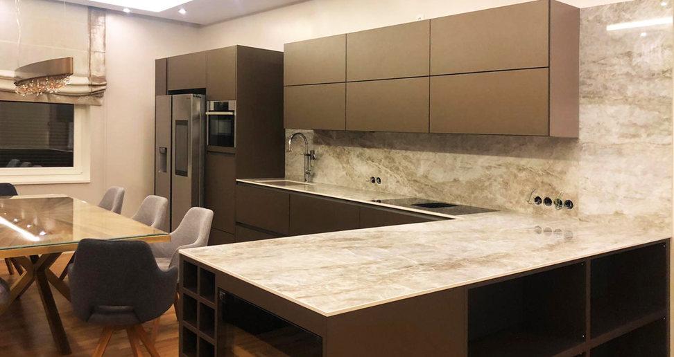 кухня RotPunkt Titan KQ 2020