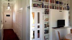 шкаф, прихожая