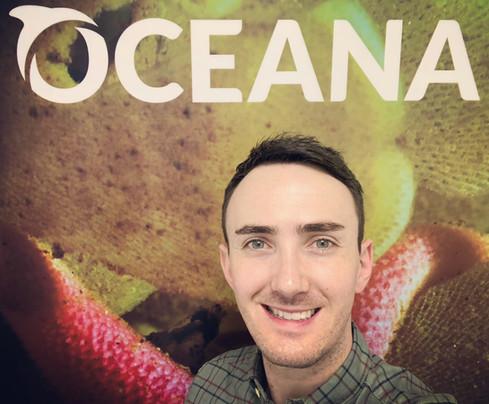Oceana Selfie