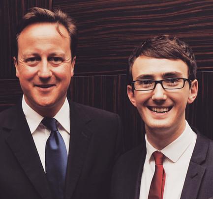 Former Prime Minister, David Cameron
