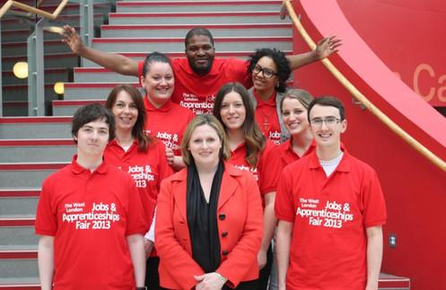 Jobs & Apprenticeships Fair - Mary Macleod MP
