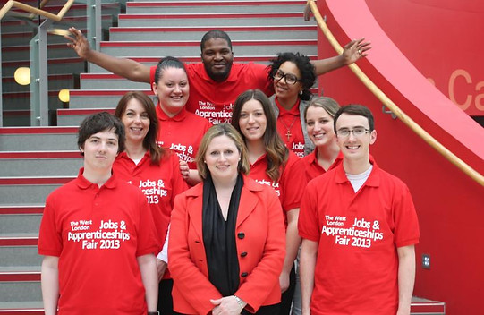 Jobs & Apprenticeships Fair - Mary Macleod MP
