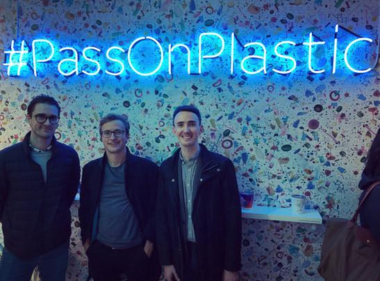 #PassOnPlastic