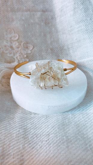 Bracelete de citrino