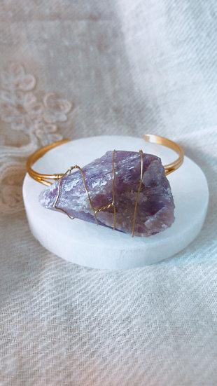 Bracelete de fluorita