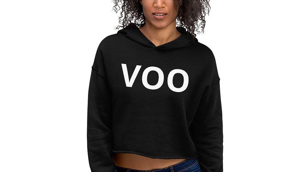 VOO Crop Hoodie