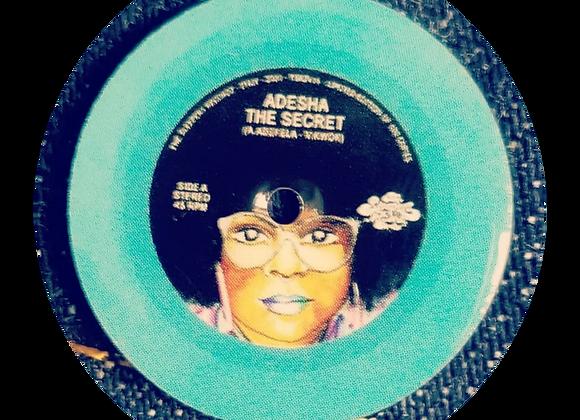 "The 7"" Vinyl Lapel Pin"