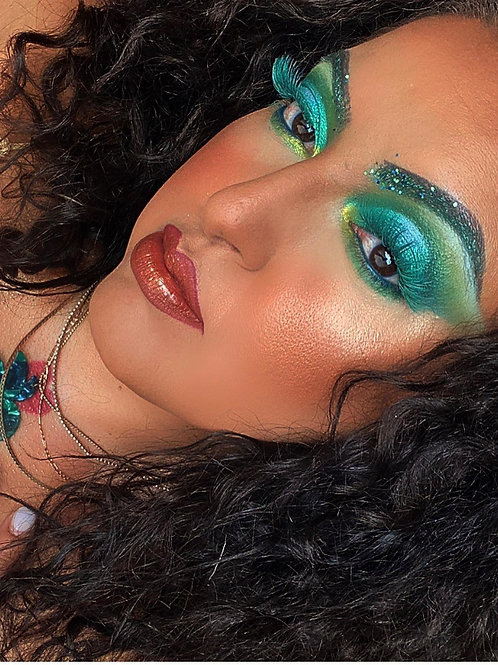 Custom Color Lashes