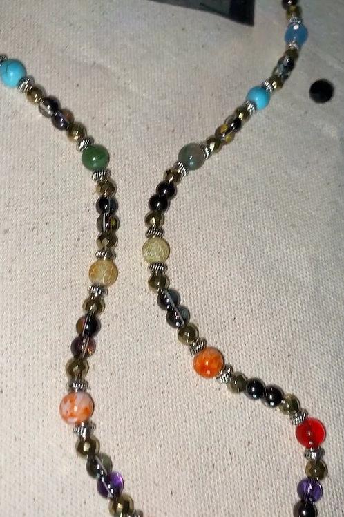 Custom Beaded Rosary
