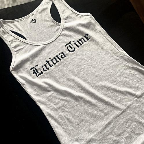 """""""Latina Time"""" Tank Top"""