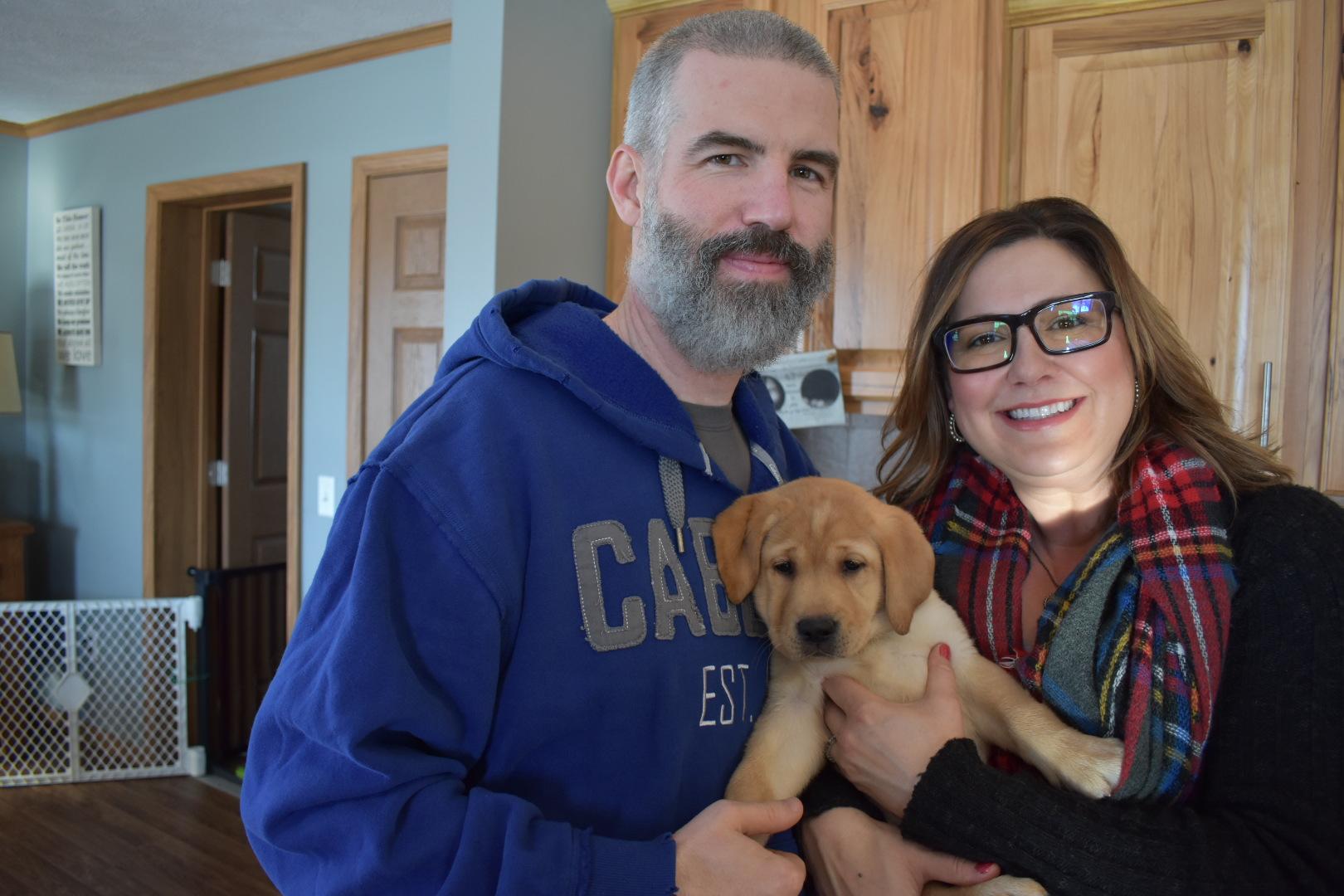 Jason, Kim & Aubrey Guthrie