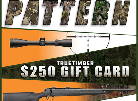 TrueTimber® Teams Up with Thompson/Center® and Leupold® for Pick Your Pattern Giveaway