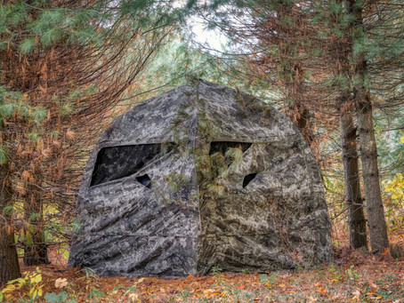 TrueTimber® AirPack™ Inflatable Ground Blind Now Available for Purchase at TrueTimber Online Store