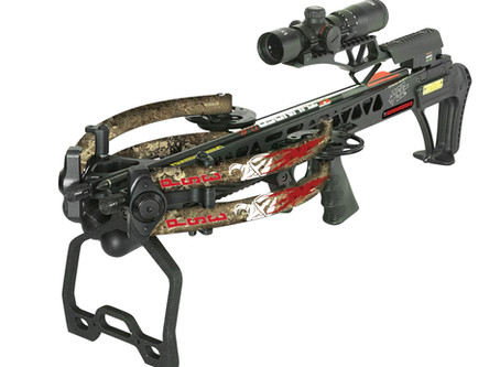 PSE NEW WARHAMMER Crossbow Now Available in TrueTimber® Strata Camo