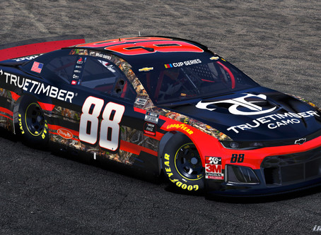 TrueTimber® and JR Motorsports Momentum Builds as iRacing Popularity Grows