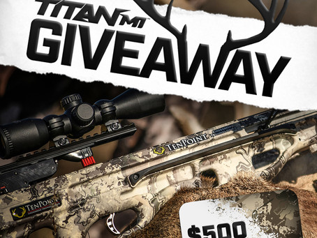 TrueTimber® Teams up with TenPoint Crossbows for Summer Sweepstakes