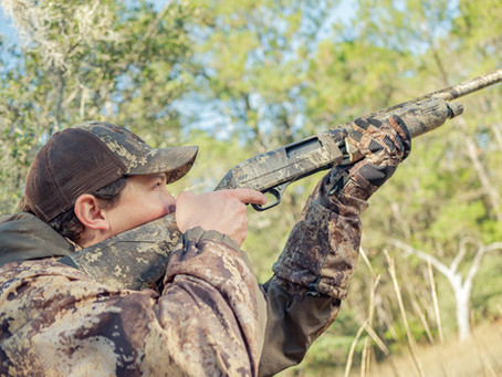 Winchester Repeating Arms® Taking Full Advantage of NEW TrueTimber® Prairie Camo on Multiple Guns in