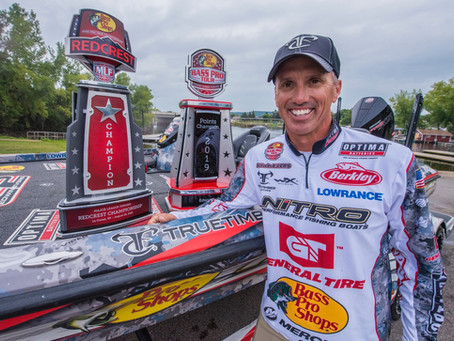 MLF® and TrueTimber® Return to Competition for Bass Pro Tour Heavy Hitters Event