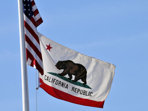 The New California: How to (Constitutionally) Form a New U.S. State