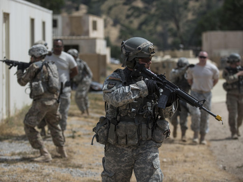Military Trials: Demanding Institutional Change to Unchecked Hazing of Minorities