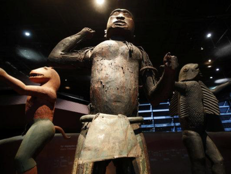 Illicit Trade of Cultural Property: Who Owns African Art?