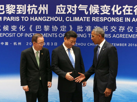 Print Commentary: The Legal Consequences of American Withdrawal From the Paris Agreement