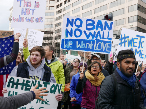 Korematsu and the Muslim Ban: The Legal Consequences of Unchecked Executive Power