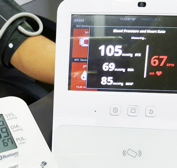SEMAS and Tele-Health with Vital Signs Management
