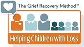 Helping Children with Loss- Logo High De