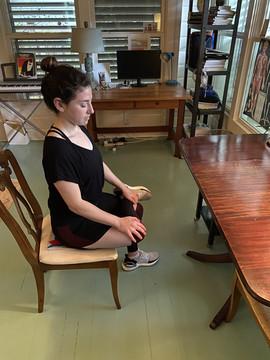 Seated Figure 4