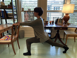 Modified Cresent Lunge