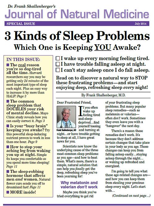 SNDVW Adv Sleep