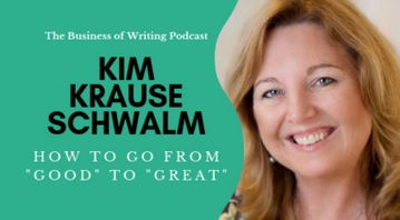 Kim and The Business of Writing Podcast