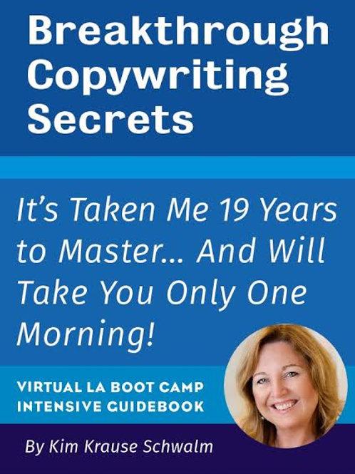 LA Bootcamp Intensive Guide Book