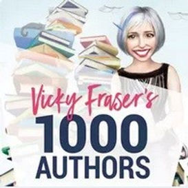 vicky fraser's 1000 Authors