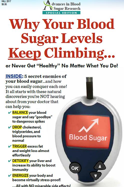 Plavinol blood sugar supplement -- Nexus Formulas