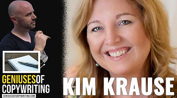 Brian Cassingena interview genuises of copy writing with Kim