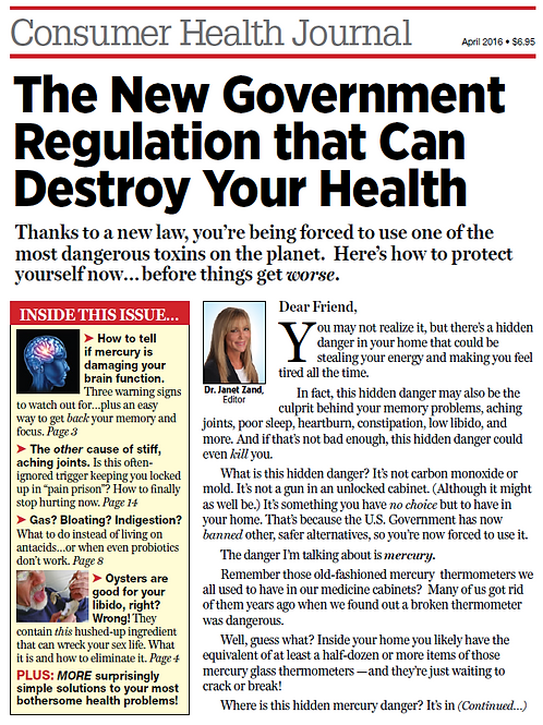 Consumer Health Journal