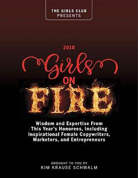 Girls on Fire Book2018