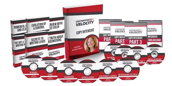 Kim Krause Schwalm's Copywriting Velocity Complete Virtual Program