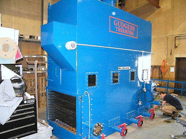 Cooler Classifier 20 tons per hour.JPG
