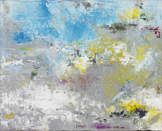 Icy Sky  –  SOLD