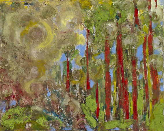 Robin Hood's Forest  –  SOLD
