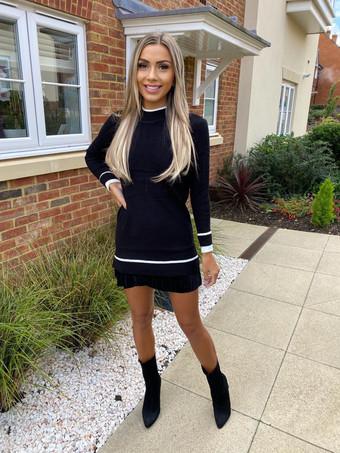 'Bonnie' Jumper Dress