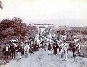 岩内神社 歴史