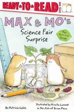 Max & Mo's Science Fair Surprise