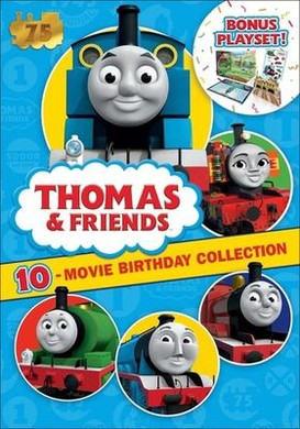 Thomas & friends 10-movie birthday colle